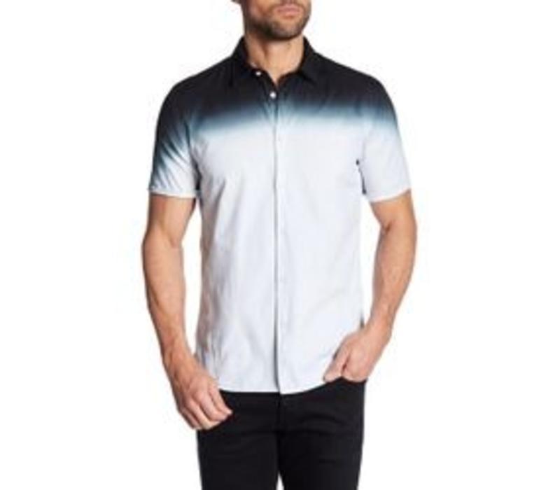 Dip dye effect S/S shirt Style: 60-20211