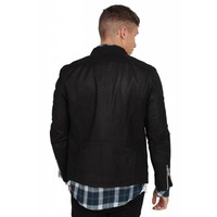 Leather rider jacket Style: 60-15504
