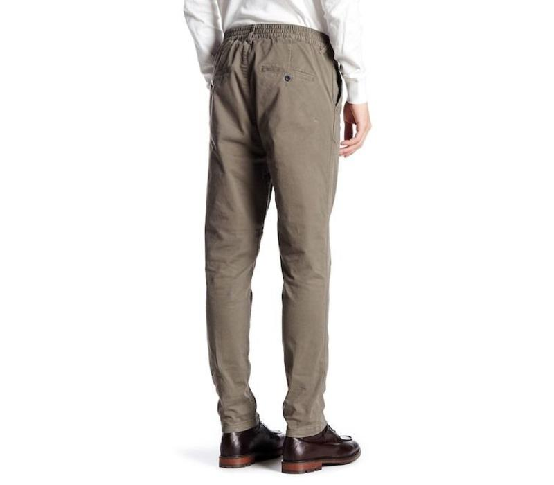 Elasticated Chino Pants Style: 60-08503