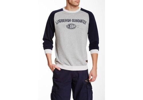 Lindbergh Raglan college sweater Style: 30-85031