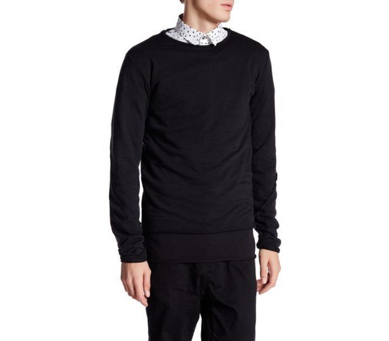 Double layer long sweatshirt Style: 30-73010