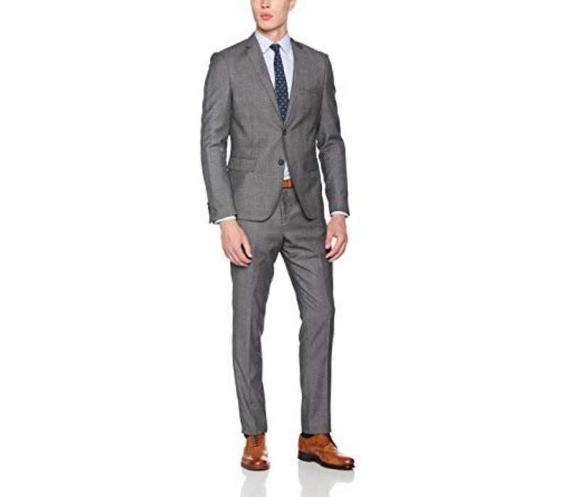 Checked Men's Suit: 30-61008