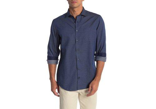 Jacks Micro Dot Shirt L/S