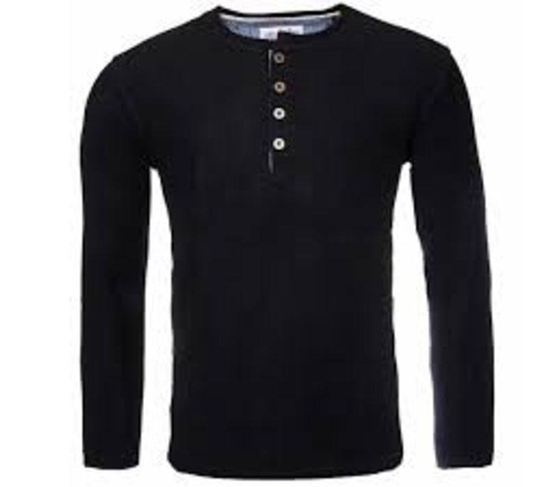 Raw Granddad Sweater Style: 2-75166