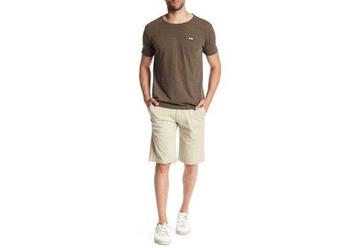 Lindbergh Stretch Chino Shorts
