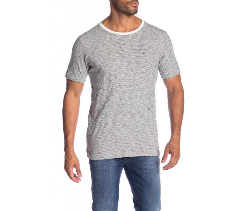 Stripe Slub Tee S/S Style: 60-45525