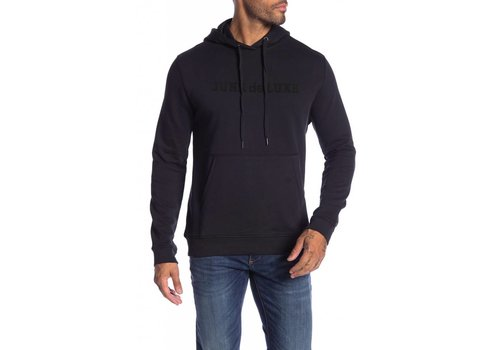 Junk de Luxe Hooded Organic Cotton Sweater
