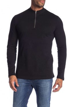 Lindbergh Turtle Neck Zip L/S