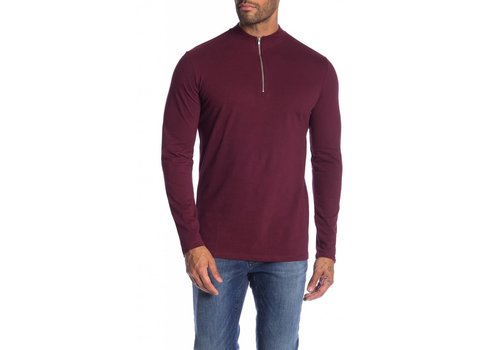 Lindbergh Turtle Neck Zip