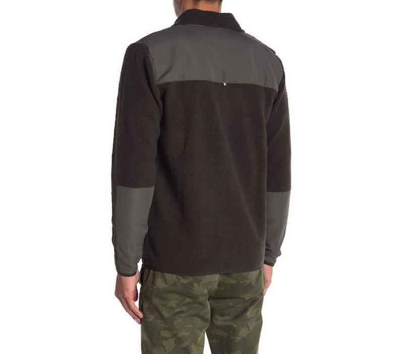 Boa Cardigan W. Zipper Style: 30-70137