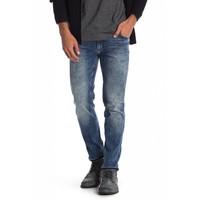 Tapered fit jeans vintage indigo
