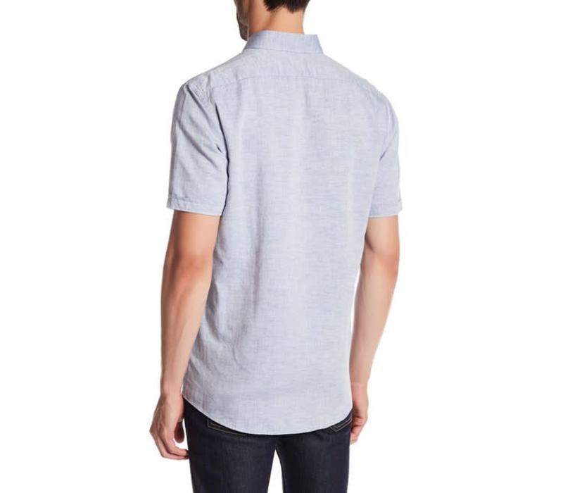 Cotton Linen Shirt S/S Style: 30-25355