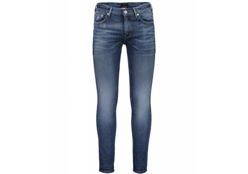 Junk de Luxe Heavy twill indigo skinny jeans