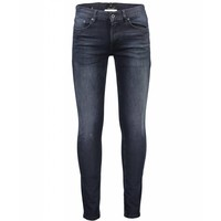 Shadow indigo skinny jeans