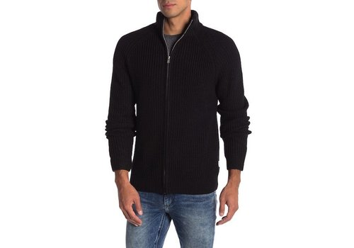 Lindbergh High neck zip knit