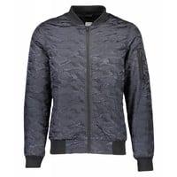 Short bomber jacket Style