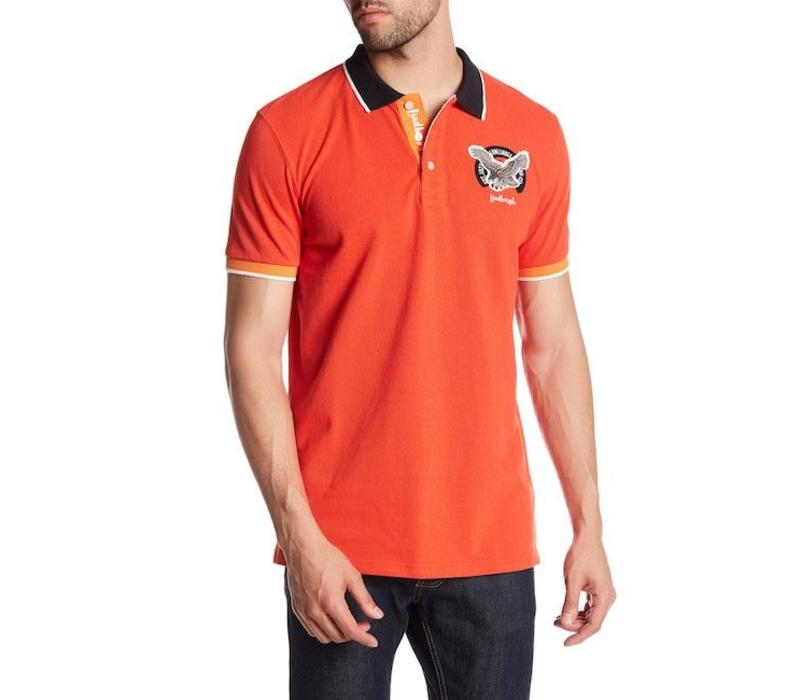 Applicated Polo Piqué Style: 30-47084