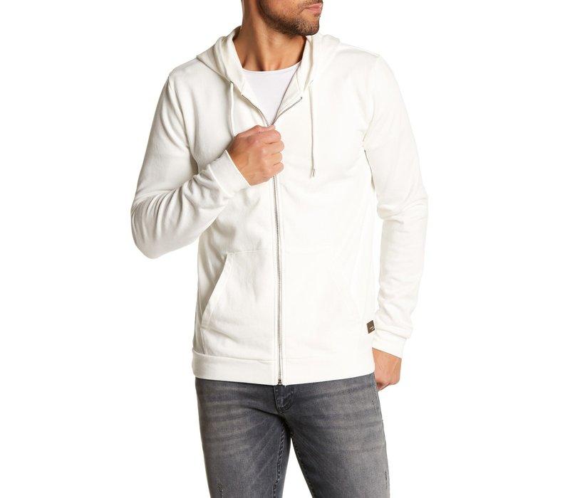 Hood sweat melange Style: 30-70112