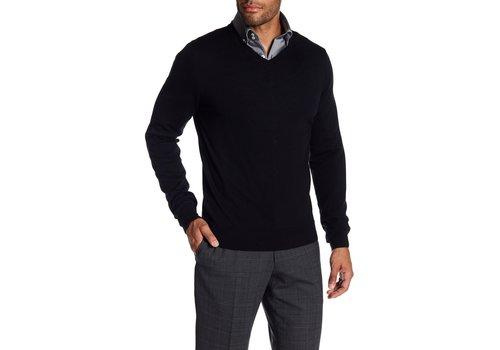 Lindbergh Merino knit with v-neck Style: 30-83197