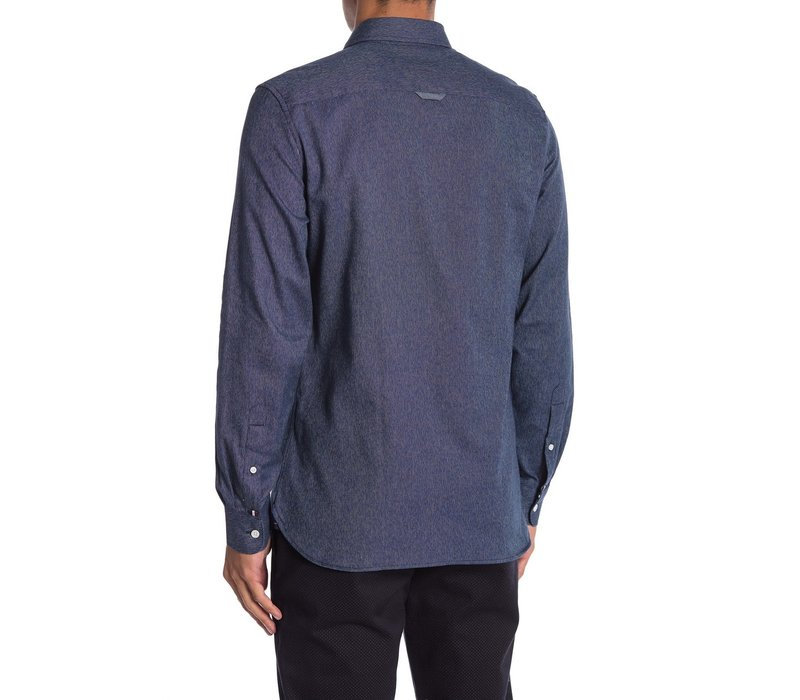 Brushed Mélange Shirt L/S Style: 30-24890