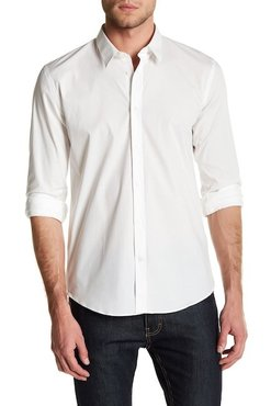 Junk de Luxe Stretch Poplin Shirt L/S