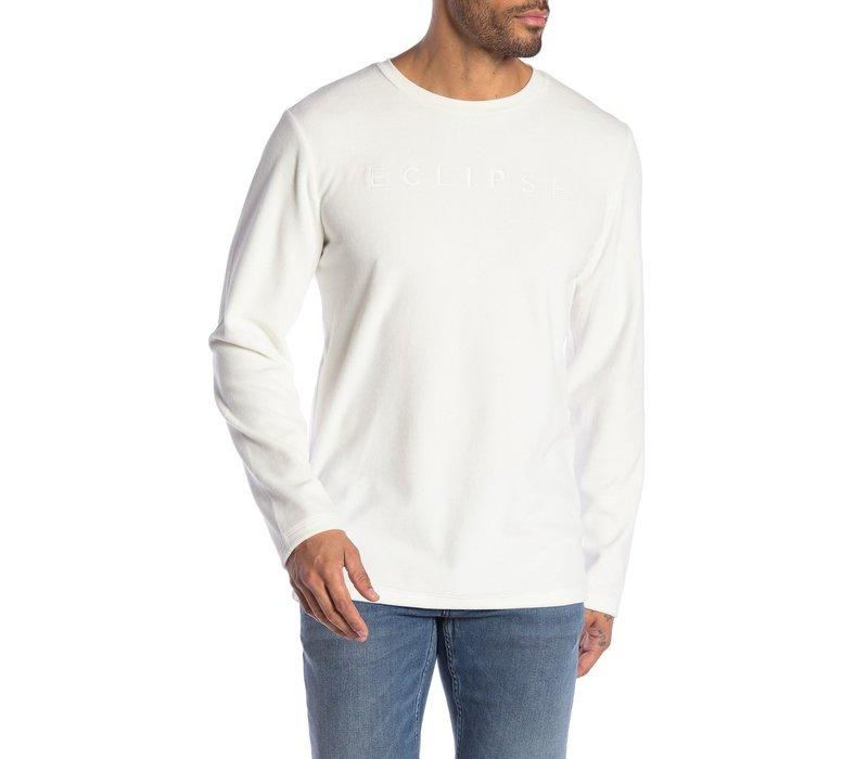 Printed Velvet Sweatshirt L/S Style: 30-70054A