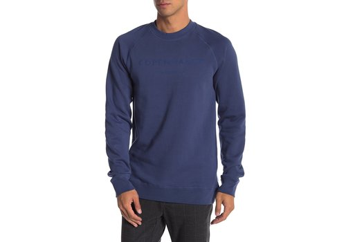 Lindbergh Sweater W. Flock Print