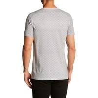 Men's AOP V-Neck Tee S/S: 30-48818