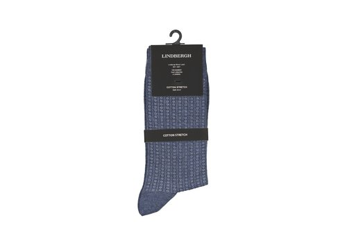 Lindbergh Small-Pattern Sock