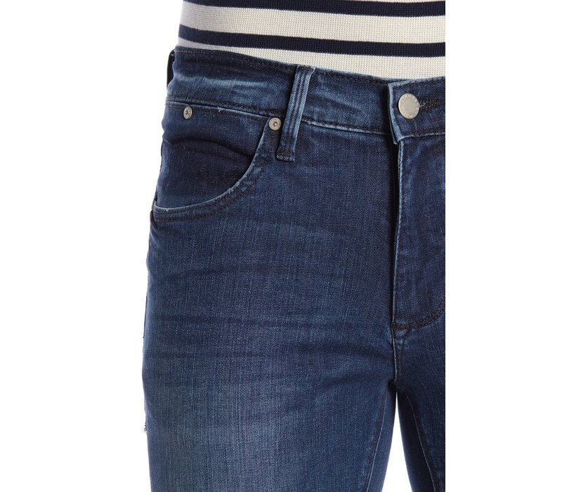 5-Pocket Stretch - Harsh Blue Style: 30-00015HAB