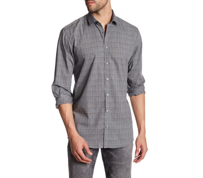 Jacquard Shirt L/S Style: 30-25340