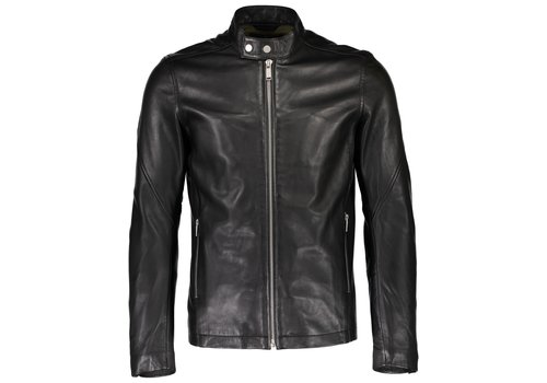 Junk de Luxe Leather Rider Jacket