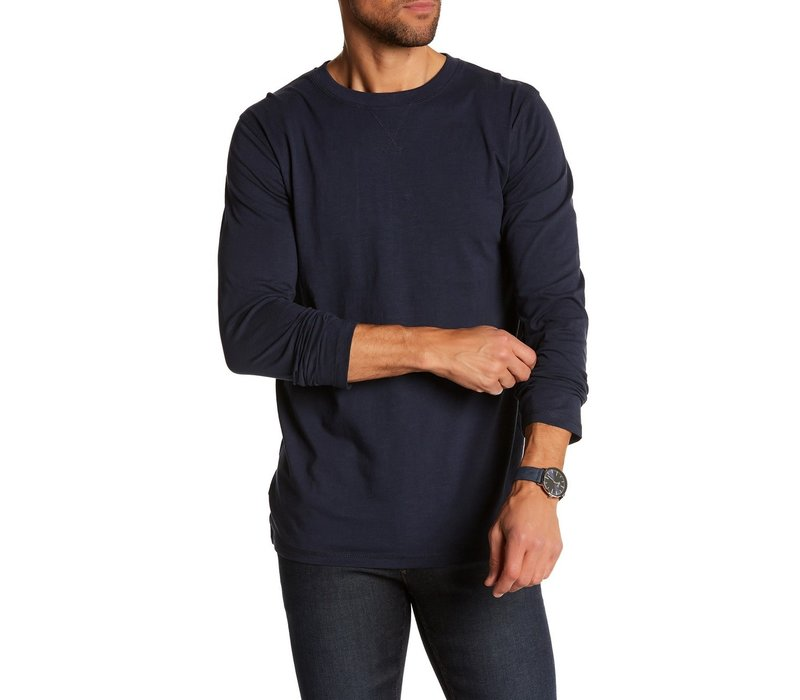 O-Neck Tee L/S Style: 30-47099