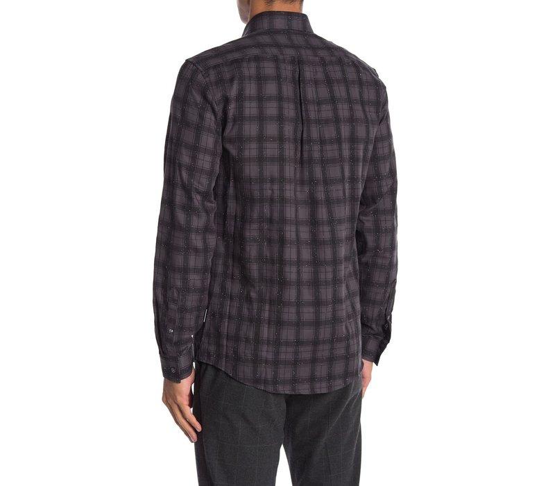 Checked Slub Shirt L/S Style: 30-21086