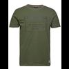 Lindbergh LINDBERGH Appliqué Tee S/S: 30-47470