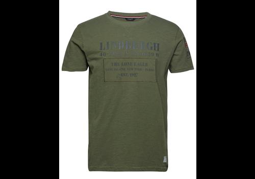 Lindbergh LINDBERGH Appliqué Tee S/S