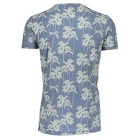 Hawaiian Printed Slub-Tee S/S: 30-47469