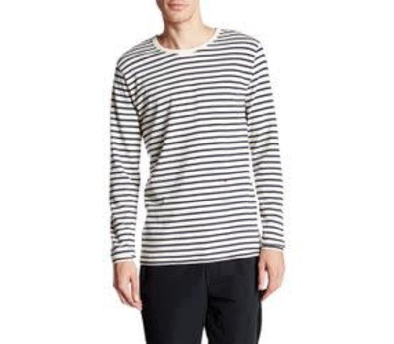 Stripe Tee L/S Style: 60-45500