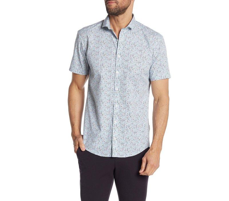 Printed Shirt S/S: 30-21175