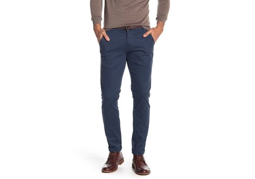 Lindbergh AOP Relaxed Chino Pant