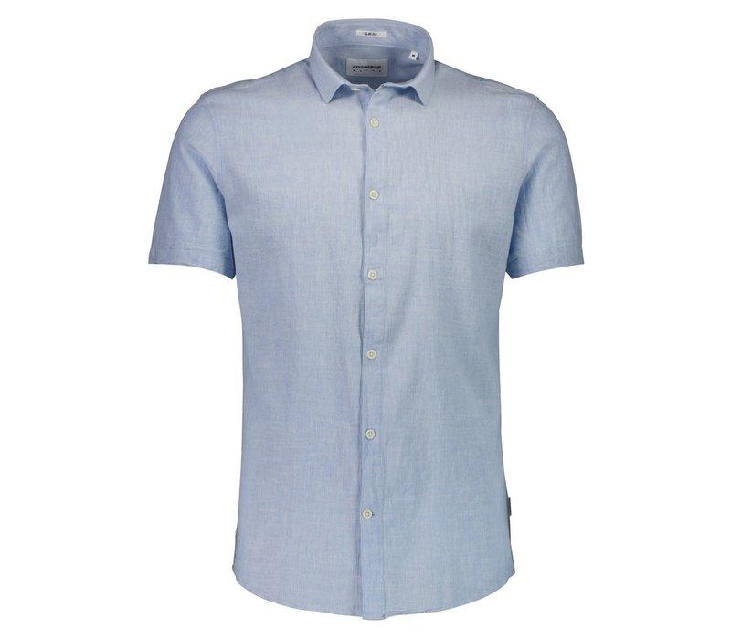 Mélange Shirt S/S Style: 30-203019US