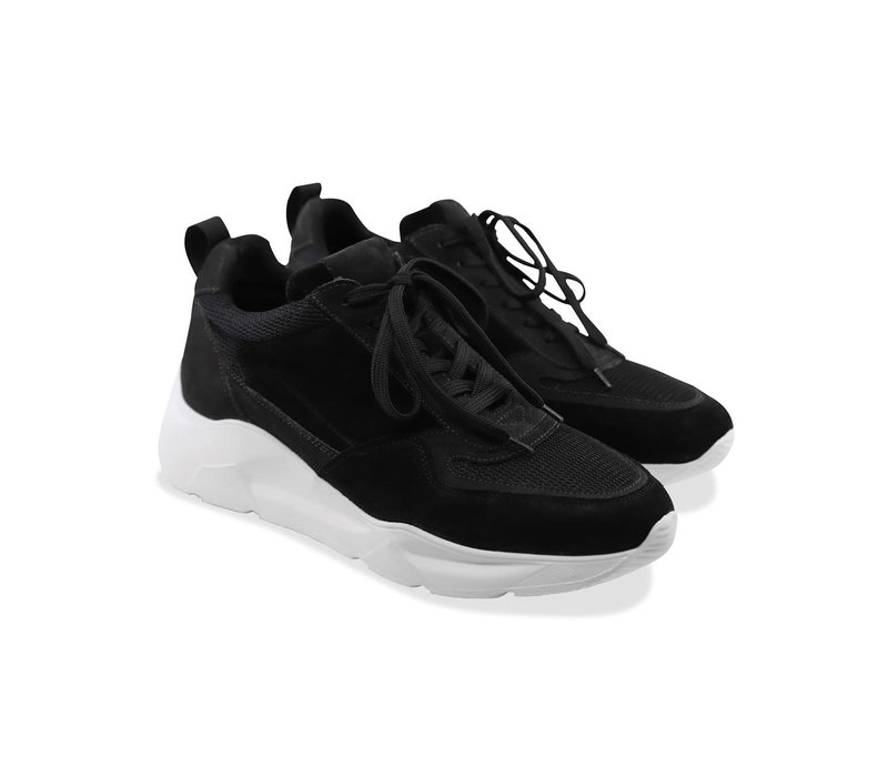 Suede Jogger Trainers Style: 60-912001US