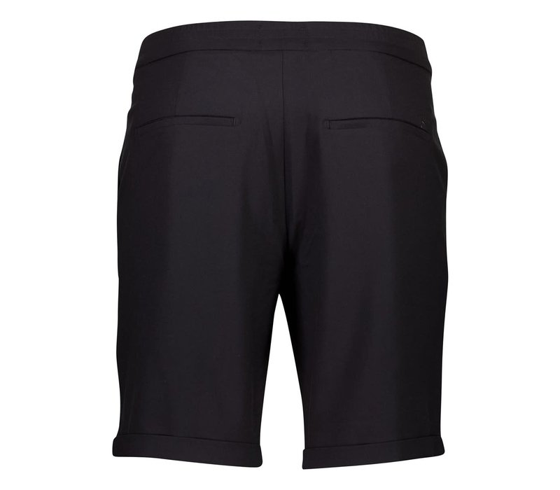 Elasticated Suiting Shorts Style: 60-552001US