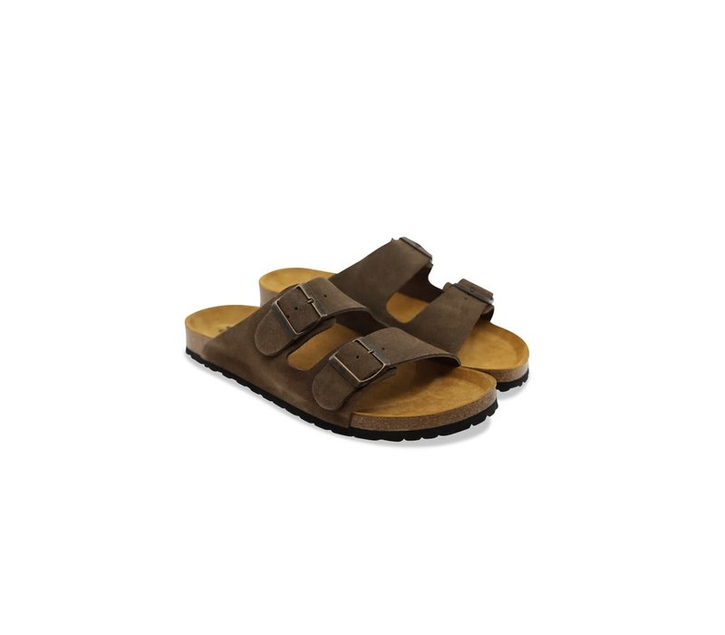 Suede Sandal Style: 30-920001US