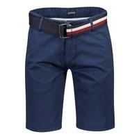 Chino Shorts W. Signature Belt: 30-520003US