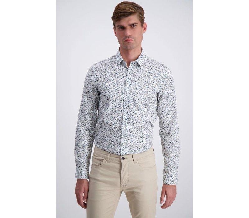 Technical AOP Shirt L/S Style: 30-242010US