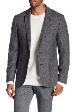 Lindbergh Wool Blend Blazer