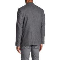 Wool Blend Blazer: 30-36568