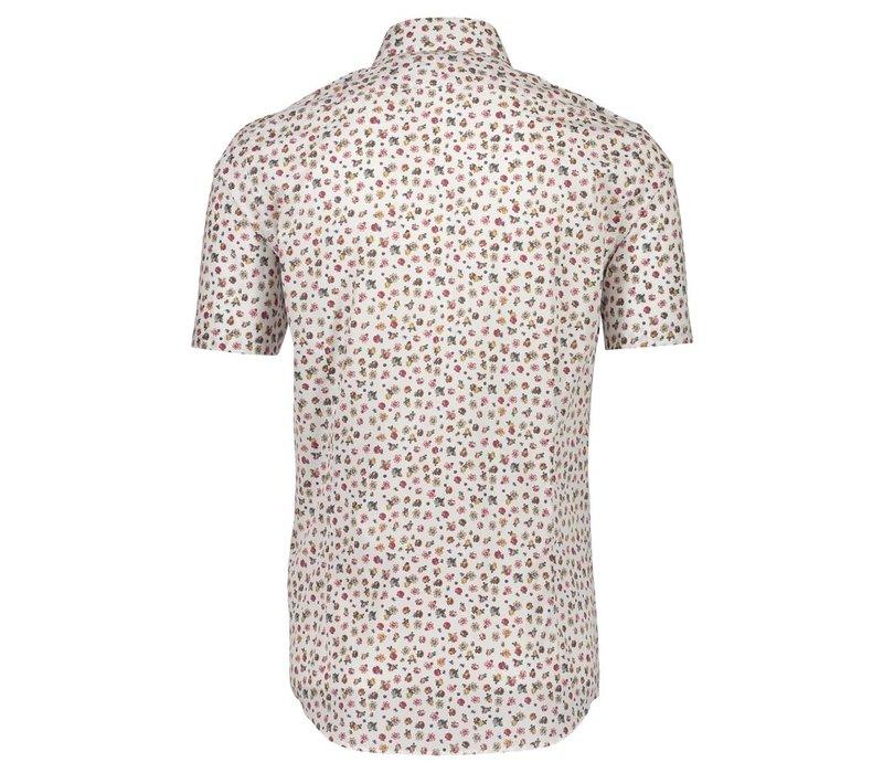 Mini Floral AOP Shirt S/S Style: 30-28095