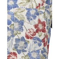 Holiday Printed Shirt S/S Style: 30-24857